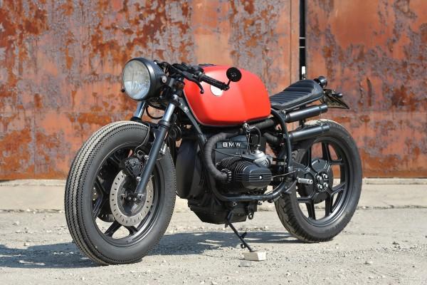 Moto di Ferro BMW